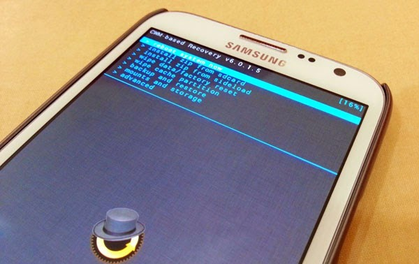 How to Install TWRP Recovery on Samsung Galaxy Core I8262